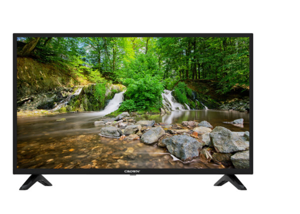 Телевизор Crown 32J1100 , 1366x768 HD Ready , 32 inch, 81 см, LED